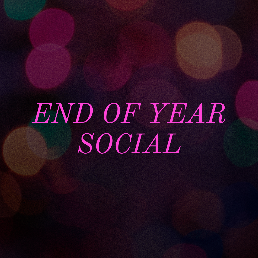 End of year social