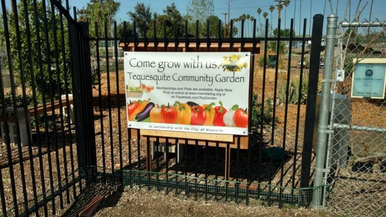 Community Garden Membership